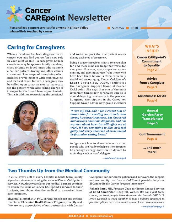 CCP Newsletter Summer 2020