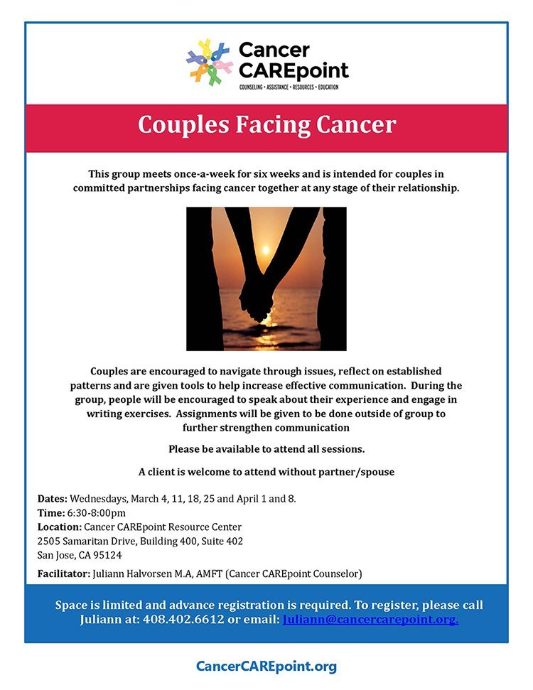 Couples Facing Cancer