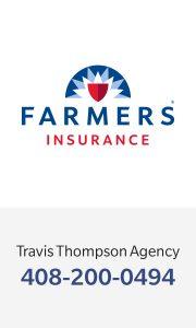 Farmers Insurance Travis Logo
