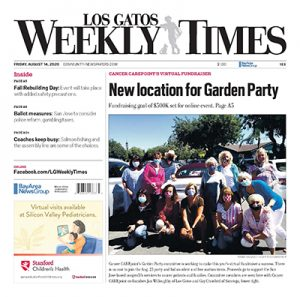 Los Gatos Weekly Times August 2020