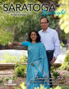 Saratoga Spotlight August 2020