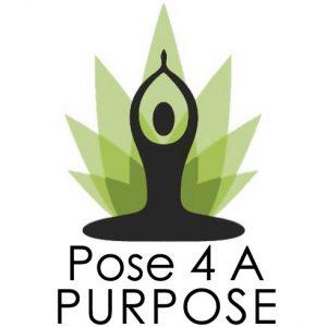 Pose 4 A Purpose Logo
